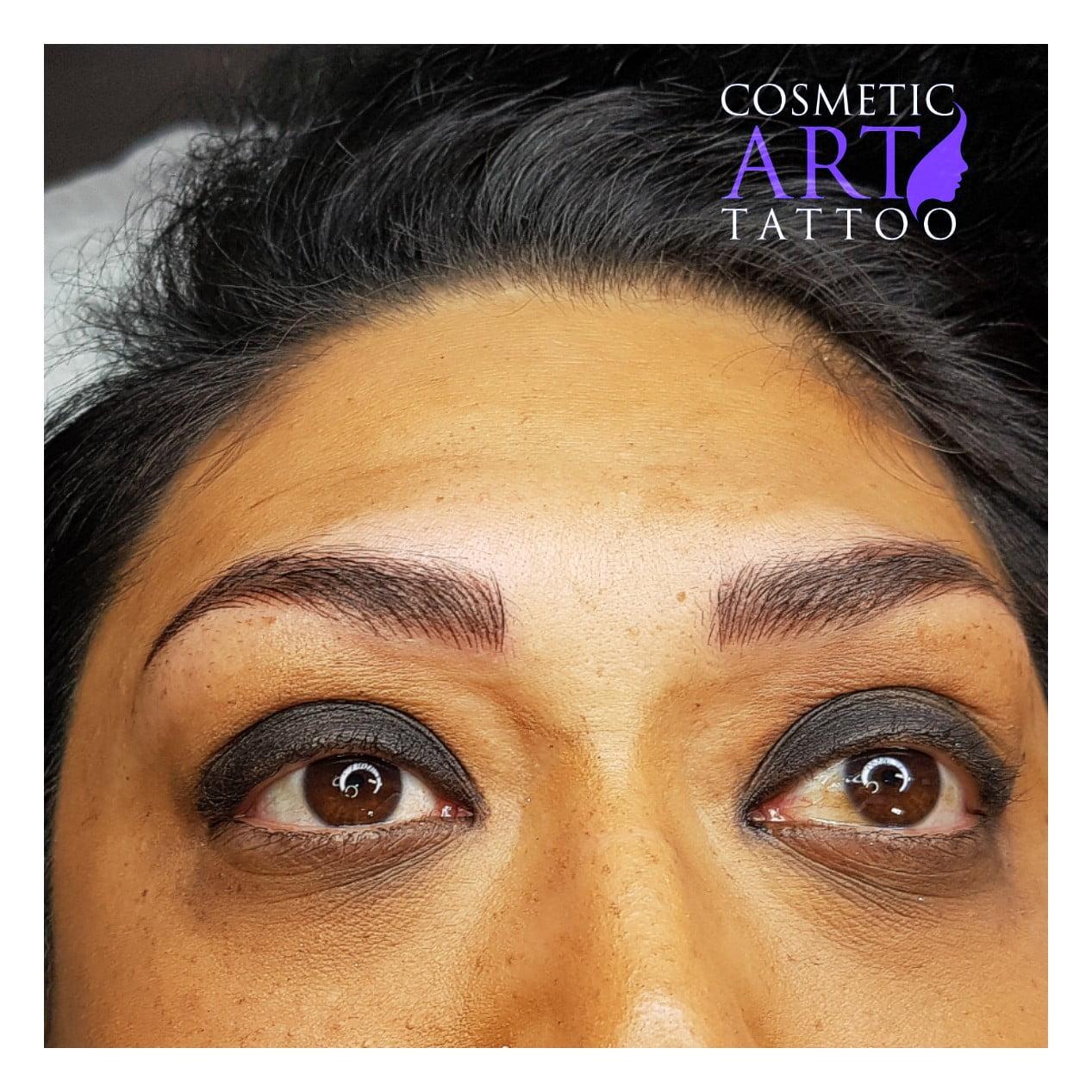 Tattoo Eyebrows