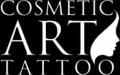 Cosmetic Art Tattoo Logo
